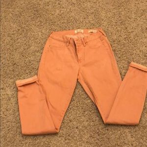 Pink Jessica Simpson jeans